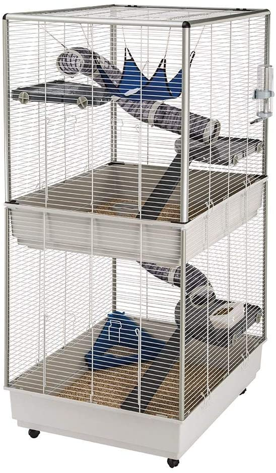 cage chinchilla Ferplast