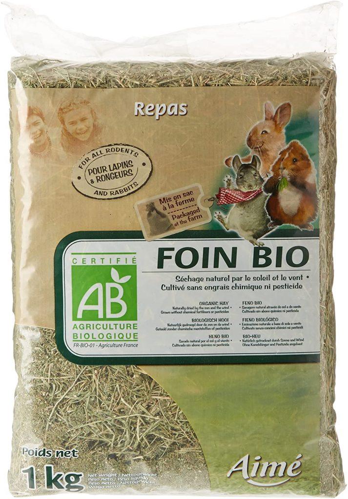 foin bio chinchilla